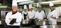 Kitchen - Chef